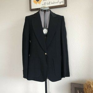 Louis Vuitton Uniformes Jacket Blazer Black